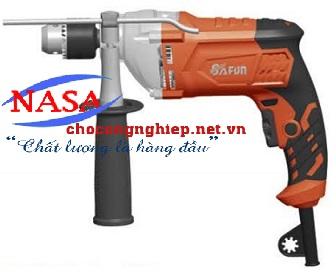 Máy khoan 13mm Safun 7E418