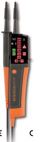 Đồng hồ vạn năng dạng bút thử điện Kyoritsu 1710